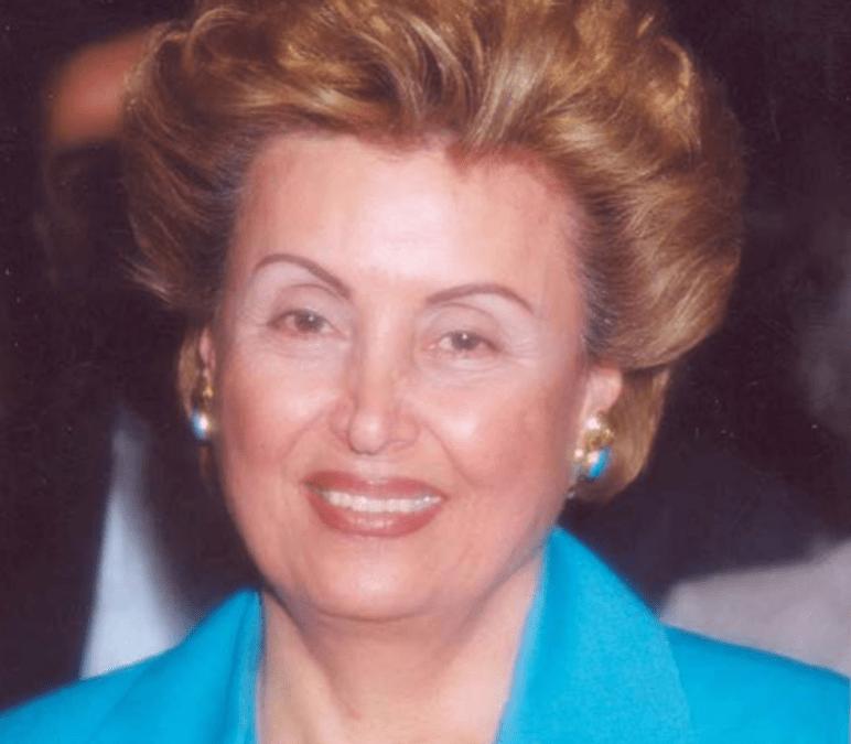 """""""نعمت كنعان"""" أوّل مديرةعامة في الدولة اللبنانية: واجهت الفساد وتعرّضت للتمييز الجندري"""