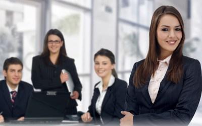النساء أفضل من الرجال في الإدارة