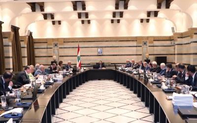 تطبيق قرار مجلس الأمن 1325 عن المرأة والسلام والأمن على جدول أعمال مجلس الوزراء الخميس المقبل