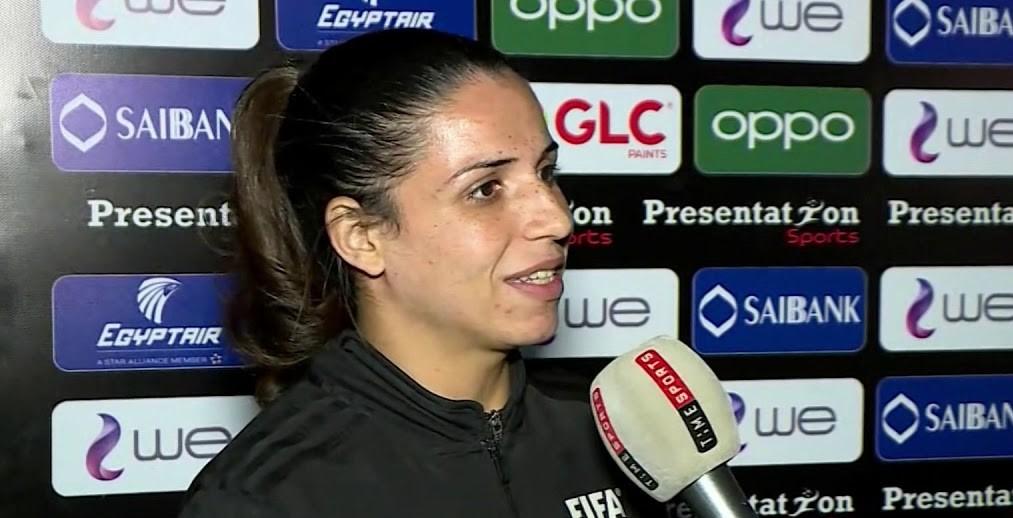 مساعي نحو تمكين النساء من تحكيم مباريات كرة القدم في مصر