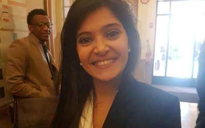 اللبنانية نورا رعد تحصد جائزة أفضل أطروحة دكتوراه في جامعة إيكس مارسيليا الفرنسية