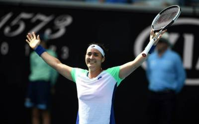 تألق لاعبة التنس التونسية أُنس جابر عالمياً!