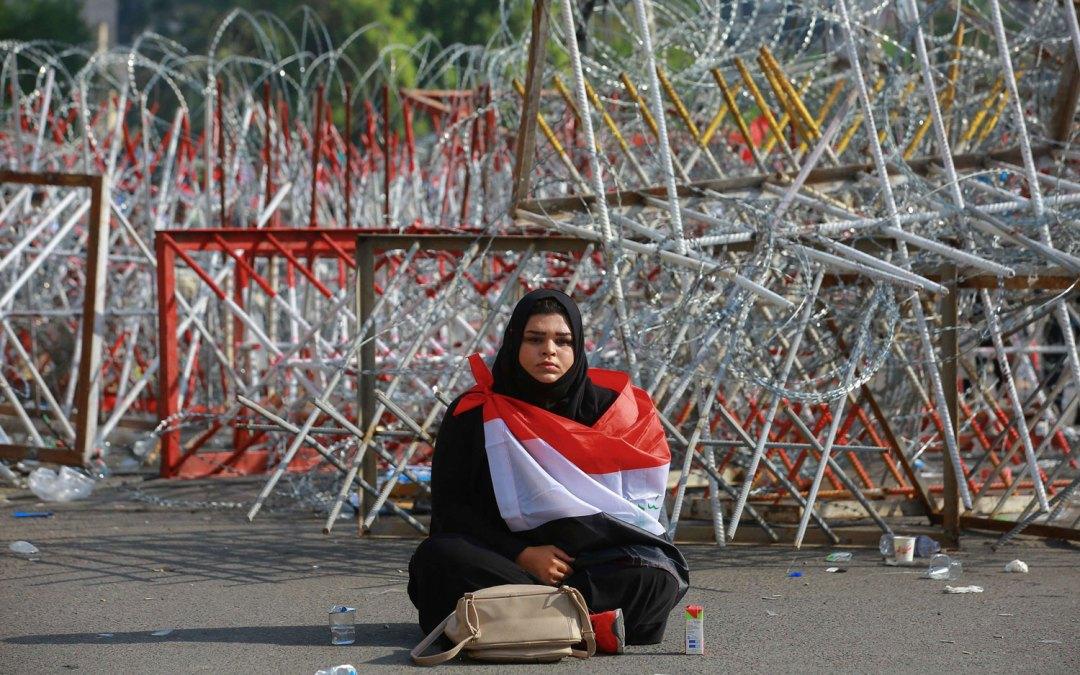 لأوّل في مرة في تاريخ العراق تظاهرة مليونية نسوية غداً