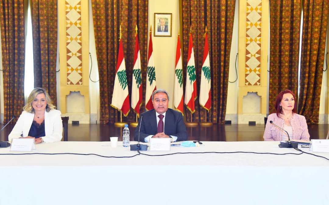 انطلاق اجتماعات اللجان التنسيقية لتنفيذ خطة العمل الوطنية لقرار مجلس الأمن 1325