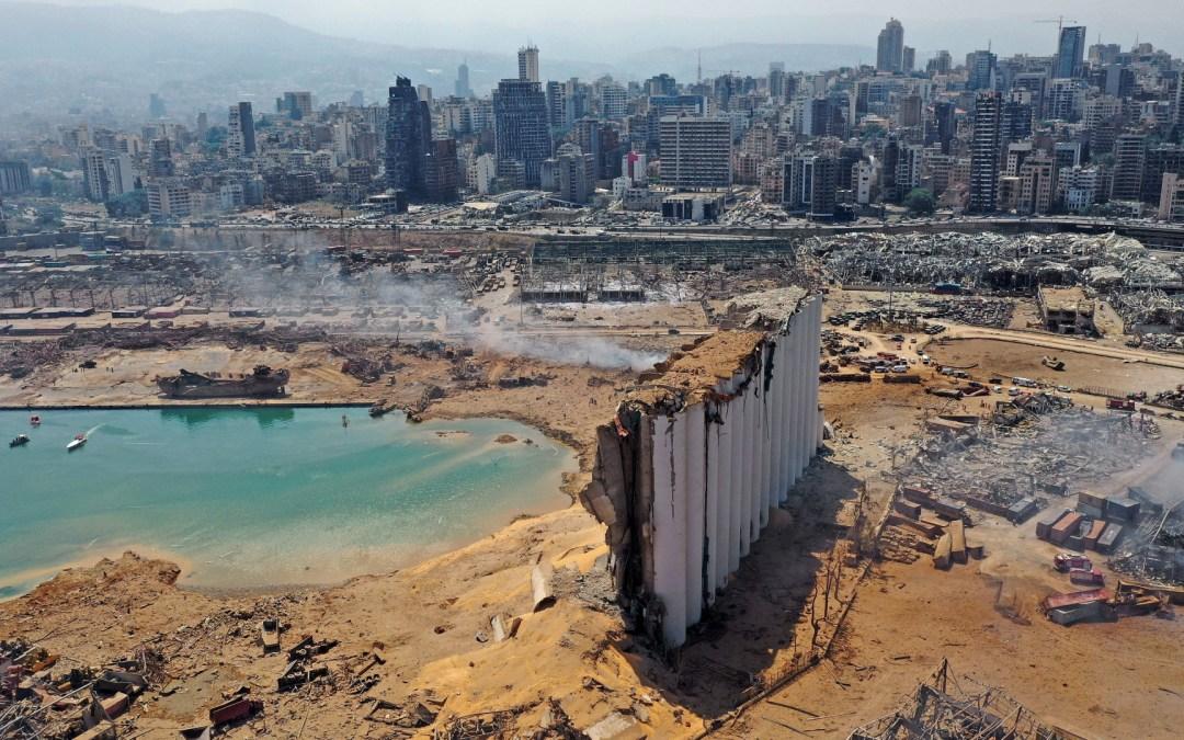 صندوق الأمم المتحدة للسكان يعلن توجهه نحو تلبية احتياجات النساء والفتيات مِمَّن نزحنّ بسبب تفجير بيروت