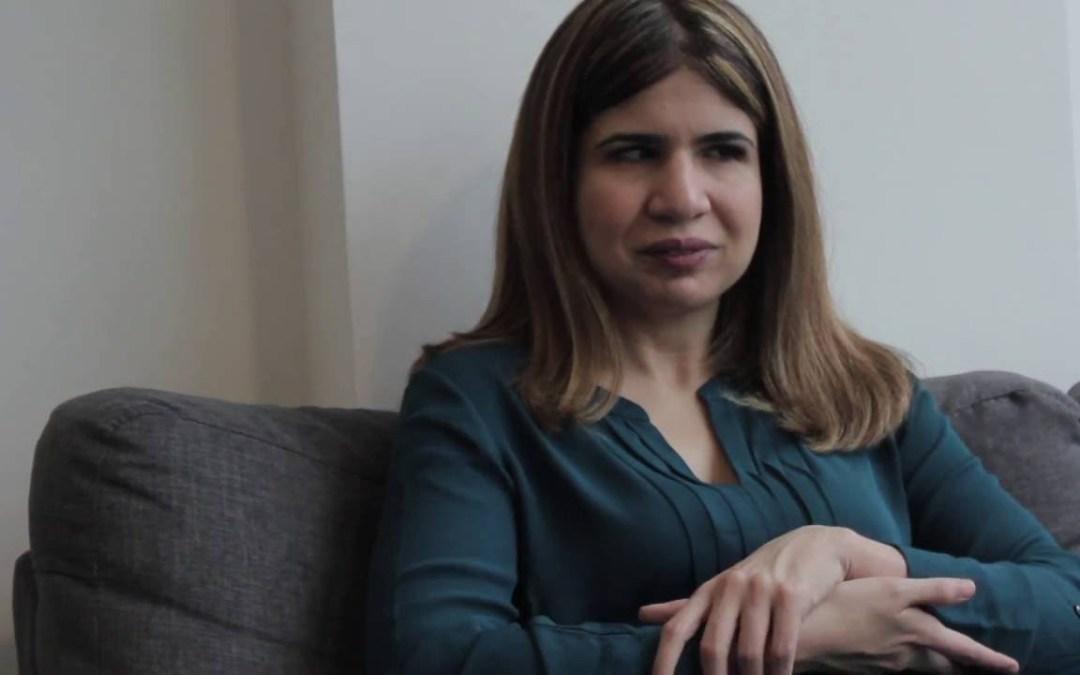 الشابة الأردنية روان بركات أوّل كفيفة تعلن ترشحها للانتخابات البرلمانية في الأردن
