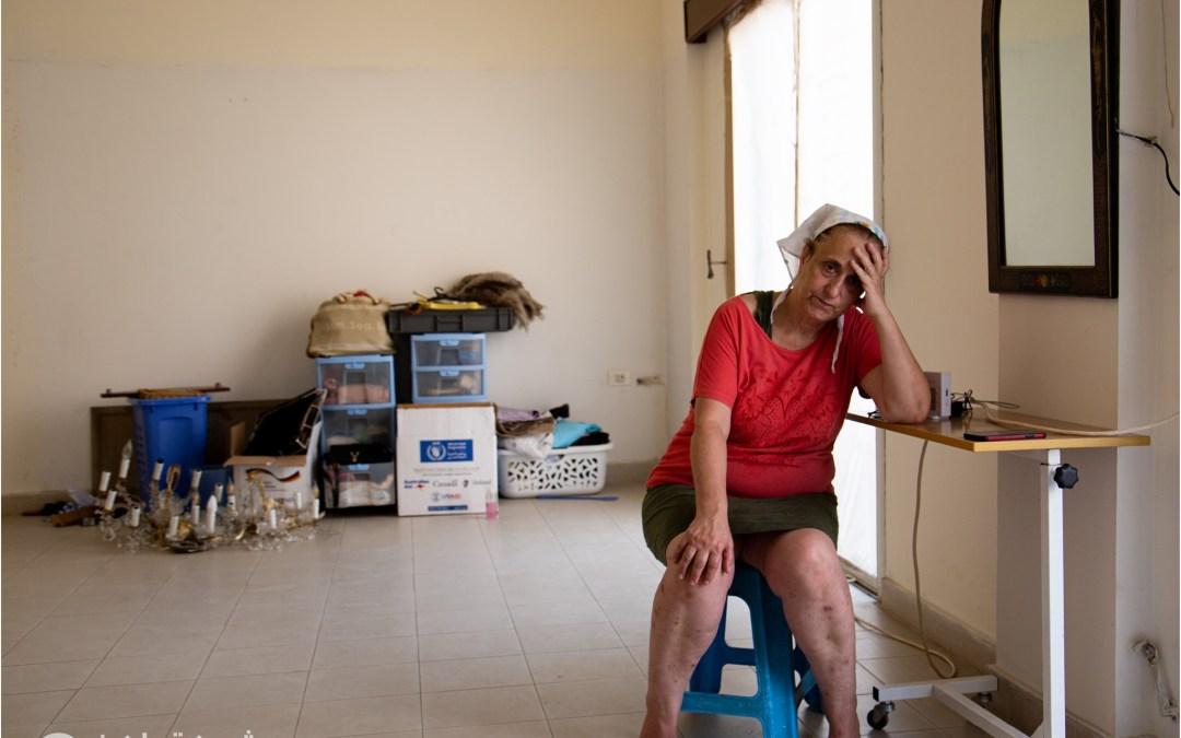 أصبحت خائفة من العيش في أي مكان في لبنان الخوف يغمرني دومًا