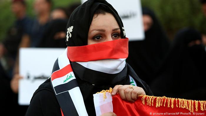 عوائق تمنع النساء في العراق من الانخراط في الشأن العام
