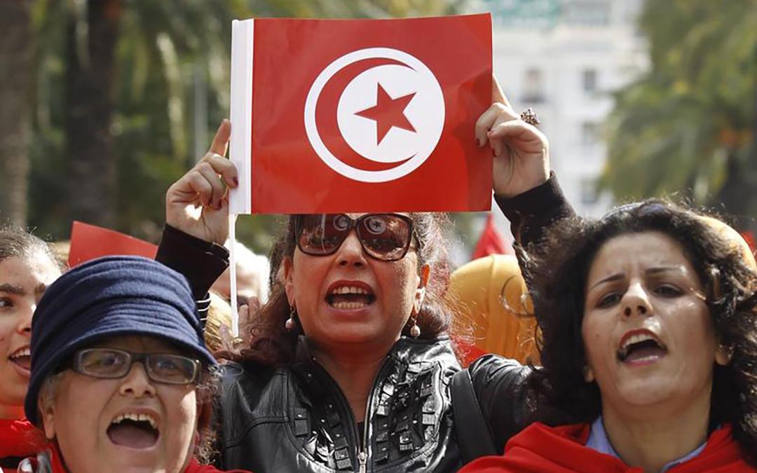 في تونس تضاعفت حالات الاعتداء على النساء 9 مرات خلال جائحة كوفيد19