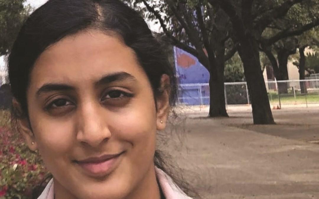ابنة الـ14 عاماً تكتشف علاجاً قد يقضي على فيروس كورونا!
