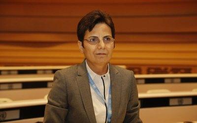 اللبنانية سوزان جبّور  رئيسة اللجنة الفرعية للوقاية من التعذيب لدى الأمم المتحدة