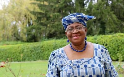 أوّل امرأة تقود منظمة التجارة العالمية