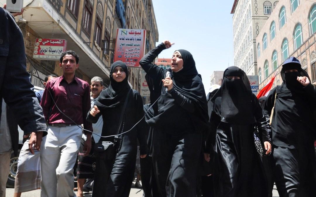 """تأسيس """"حكومة ظل"""" نسوية في اليمن!"""