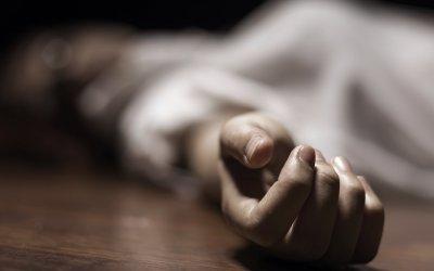 اعتدى على زوجته الحامل حتى الموت في غزة