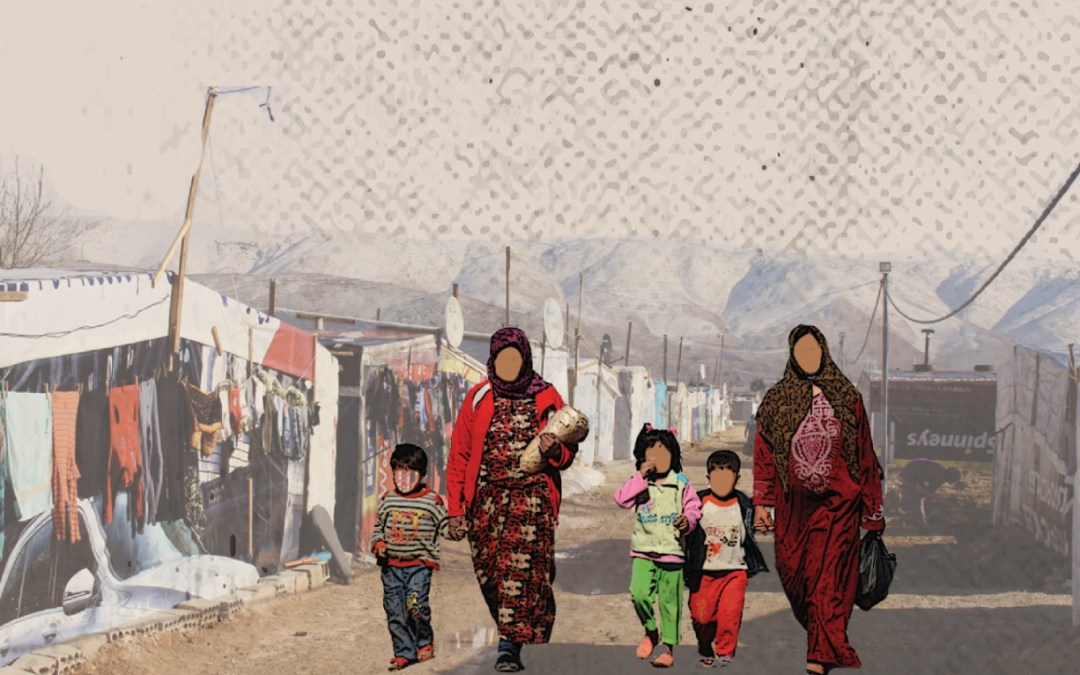 كيف للهندسة اللامركزية أن تنقذ اللاجئات؟