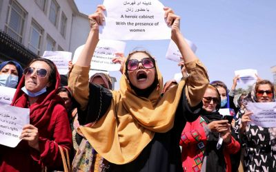 حركة طالبان تقصي النساء عن الحياة العامة في أفغانستان