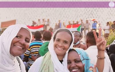 نساء وفتيات السودان لسن بأمان