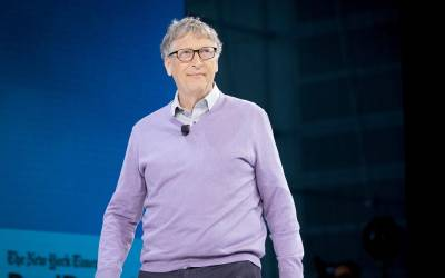بيل غيتس متهم بالتحرش بموظفة في مايكروسوفت