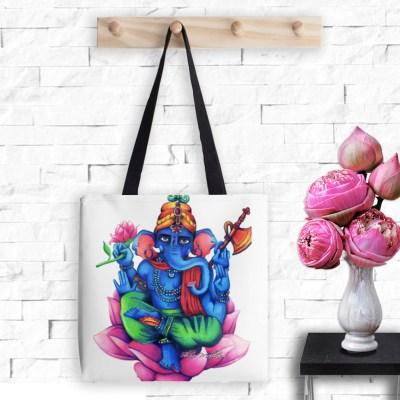 Ganesh, Tote Bag