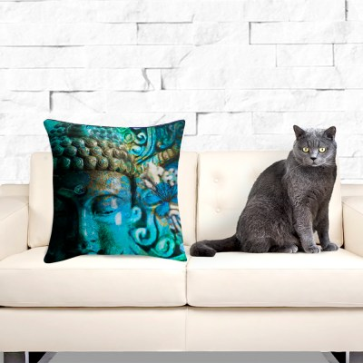 Buddha's Mystery, Throw Pillow and Insert