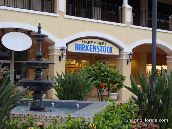 Sunglass Hut And Happy Feet Birkenstock Stores At Baywalk