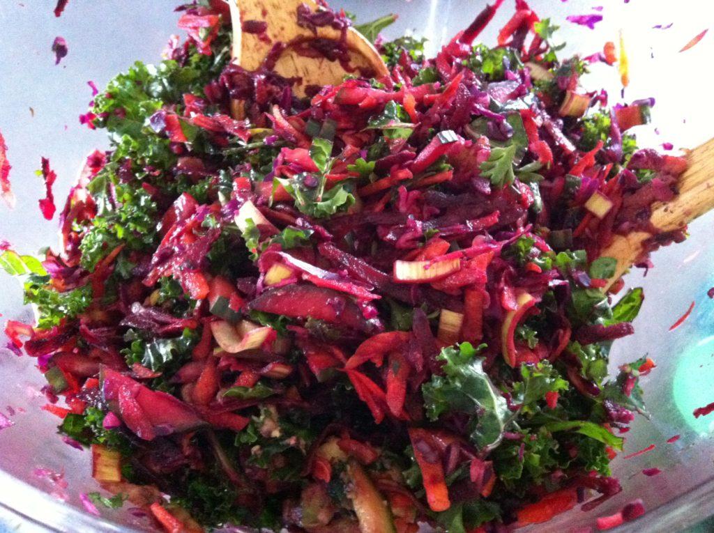 Alkaline Super Salad