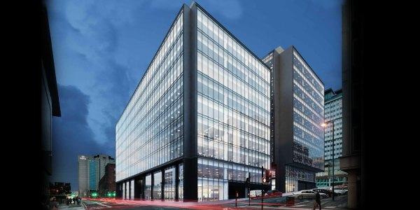 Sharkey delivering for global investment bank Morgan ...