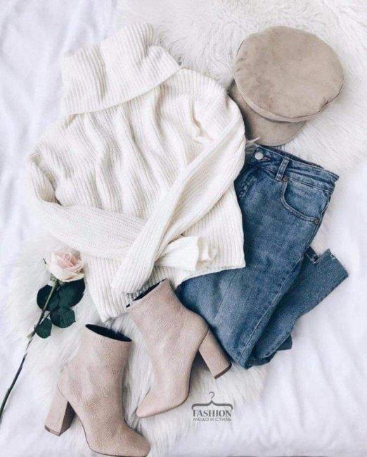 ملابس شتاء 2019