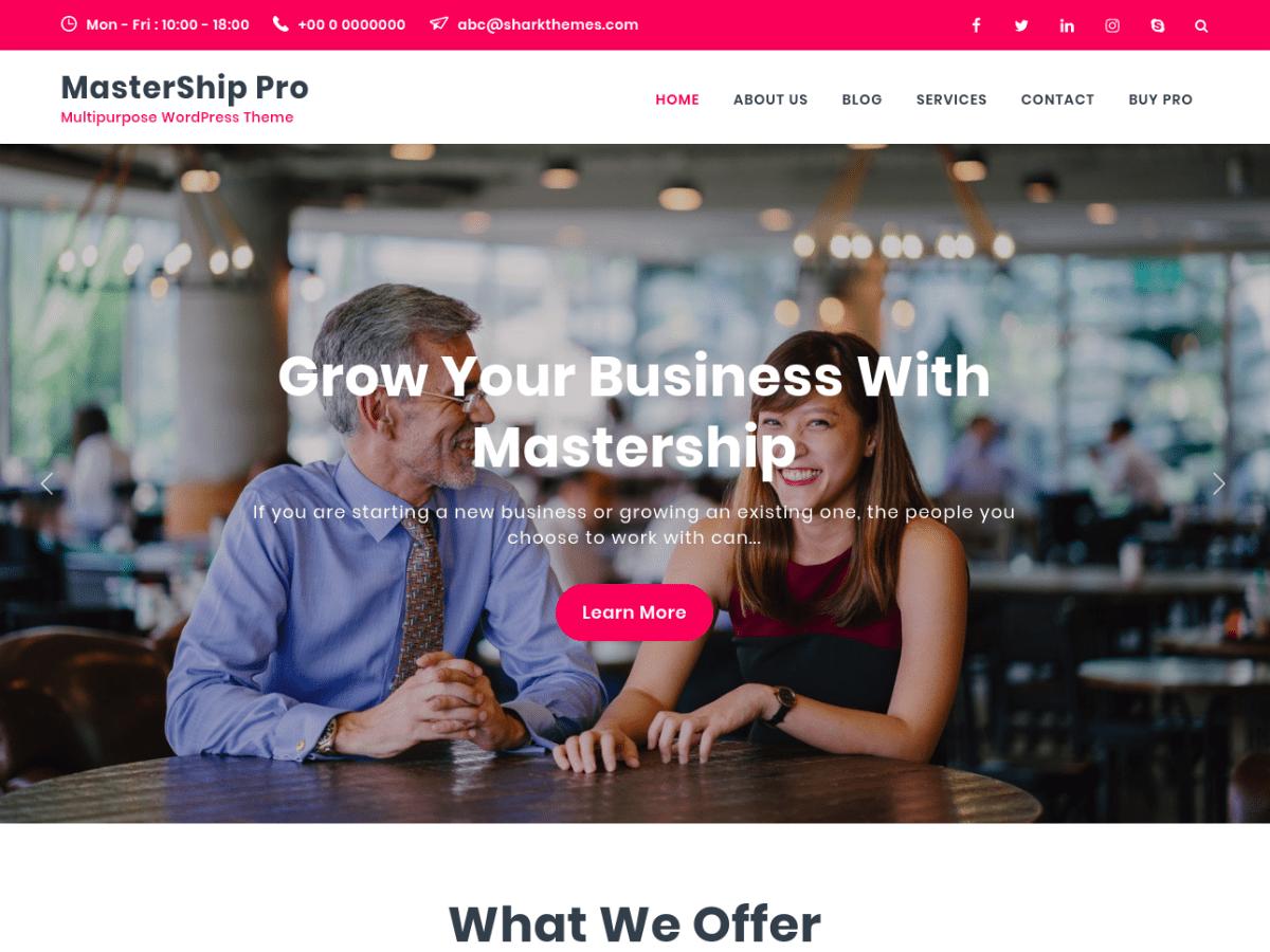 Mastership Pro