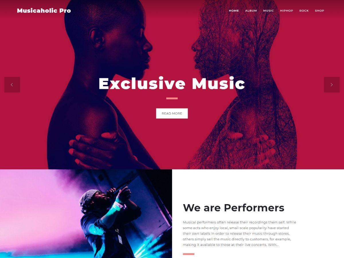 Musicaholic Pro
