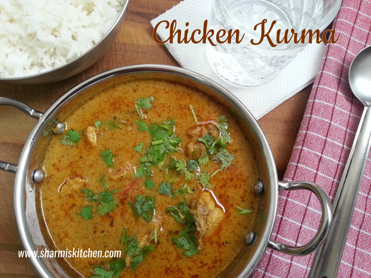 Chicken Kurma | Kozhi Kurma Street Stall Style Recipe