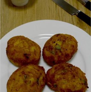 Egg Potato Roll Recipe – Homemade Egg Potato Roll
