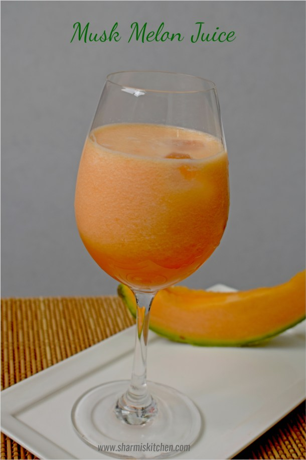 Musk Melon Juice Cantaloupe Juice Recipe Hmm, well guess what, it's a perfect juice to refresh your day! musk melon juice cantaloupe juice recipe