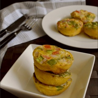 Breakfast Egg Muffins Recipe | Breakfast Recipe