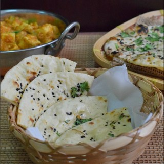 Kulcha Recipe | Plain Kulcha without Yeast on Tawa
