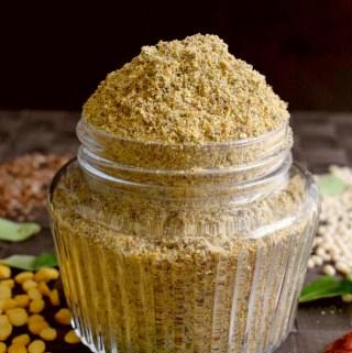 Flax Seed Idli Podi Recipe | Flax Seed Chutney Powder