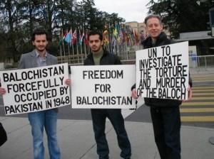 baloch outrage