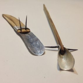 Sharon Adams Silver Thorn Scoops 2018