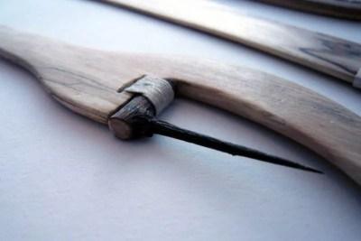 Sharon Adams Thicker than Water #1 2014 Thorn Detail