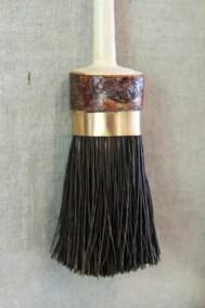 Sharon Adams Turned brush 2012