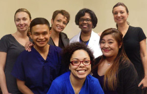 Albright Dental Team