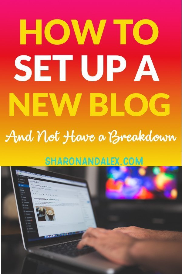 Setting up a brand new blog can be confusing and frustrating for the uninitiated. In this post, I walk you step by step through setting up your blog, from choosing a name to getting web hosting and installing WordPress. You'll be hitting publish on your first post in no time!