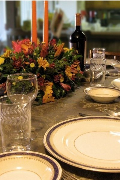 Last Minute Checklist Thanksgiving