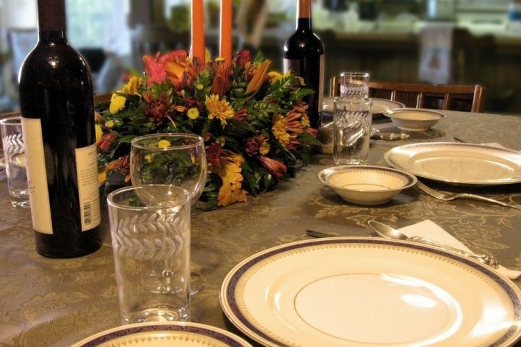 Last minute checklist for Thanksgiving