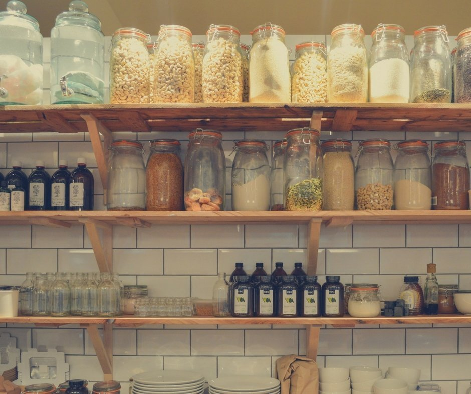 use everything in your pantry