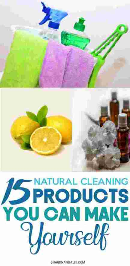 If you're tired of spending money on cleaning products that contain harmful chemicals that you can't pronounce, try DIY'ing your own all natural cleaning products using things like vinegar, essential oils and citrus fruit! #diycleaning #naturalcleaning #cleaning #cleaningtips #safecleaning