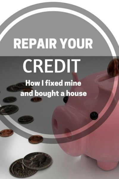 Repair Your Credit