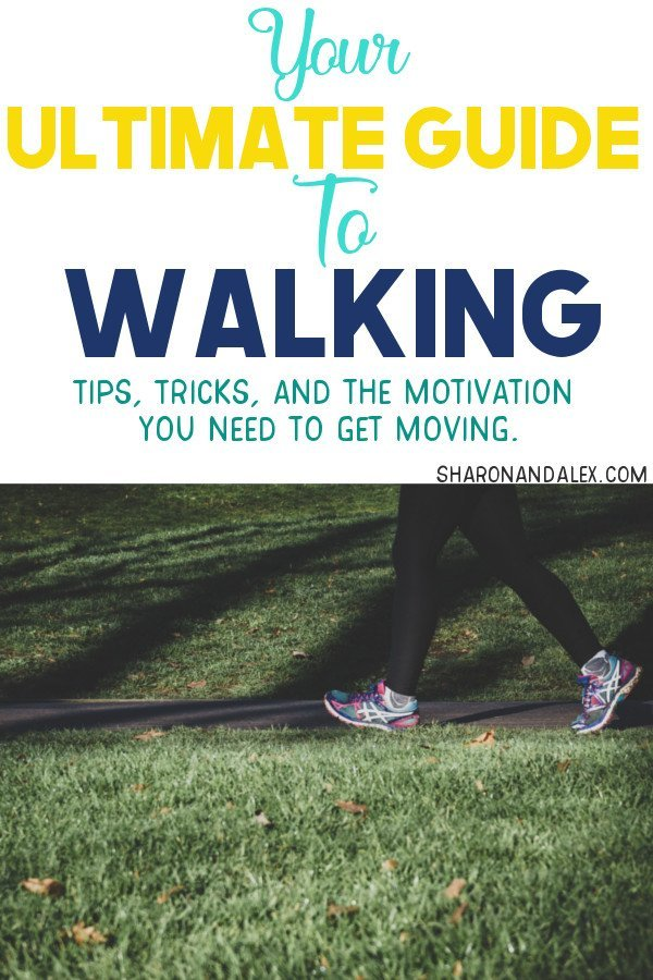Walk that weight off! Check out these ideas for getting the most of your walking workout. #fitness #walking #weightloss
