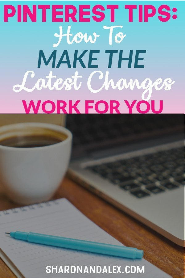 Here's a rundown of the latest changes Pinterest has made to the platform. If you're looking for Pinterest marketing tips that will help you take advantage of the new Pinterest features, click through to find out more!#pinteresttips #socialmediamarketing #pinterestmarketing #blogging #bloggingtips