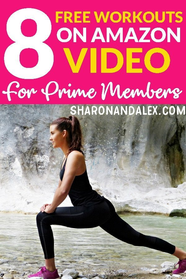Are you looking for free workout videos that you can do at home? Check out these 8 awesome and FREE workout videos available on Amazon Prime Video #workouts #workoutideas #healthyliving #fitness #healthandfitness